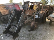 tracteur agricole John Deere 6M 6200