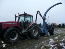 Case - mx 285 +Rębak Bruks 605 farm tractor