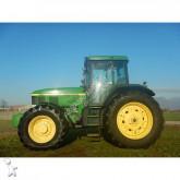 John Deere 7810 DT farm tractor