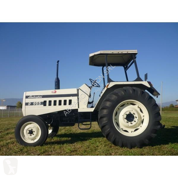 Lamborghini R 955 farm tractor