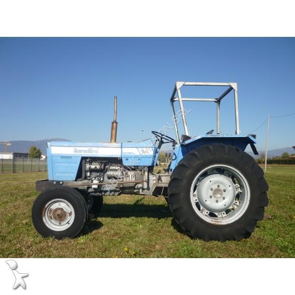 Landini R 6500 farm tractor
