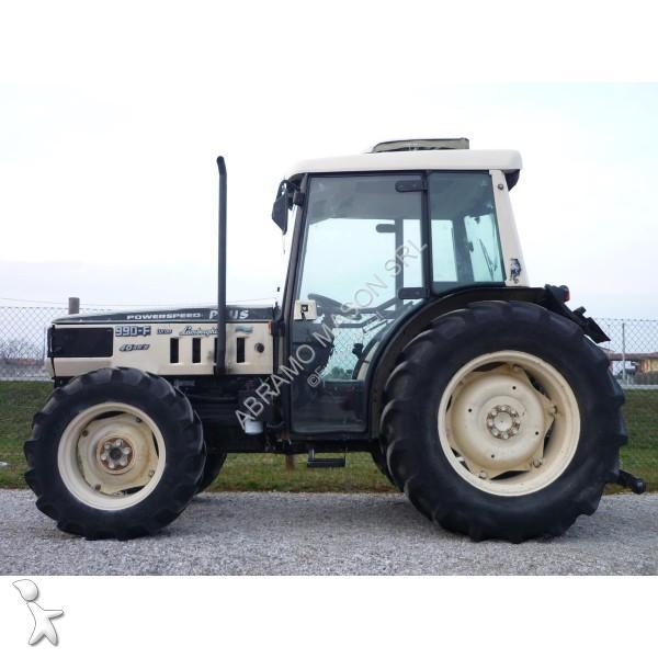 Lamborghini 990 F Plus farm tractor