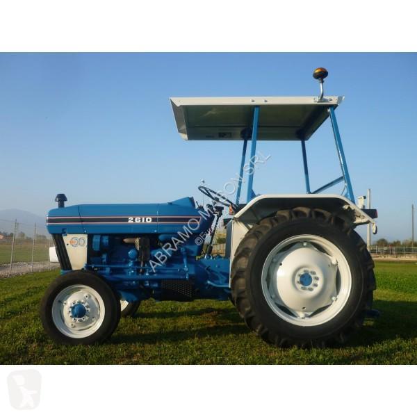 Ford 2610 farm tractor