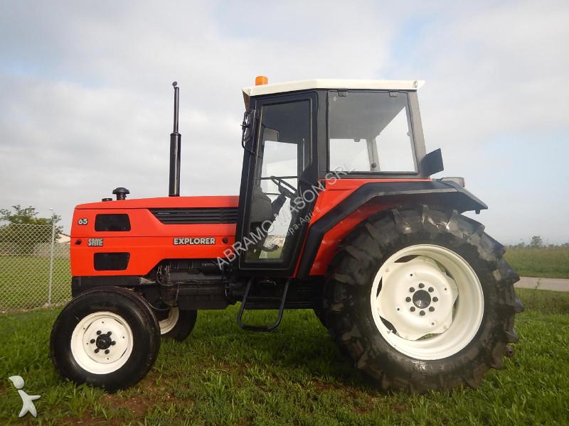 Same EXPLORER 65 2RM farm tractor