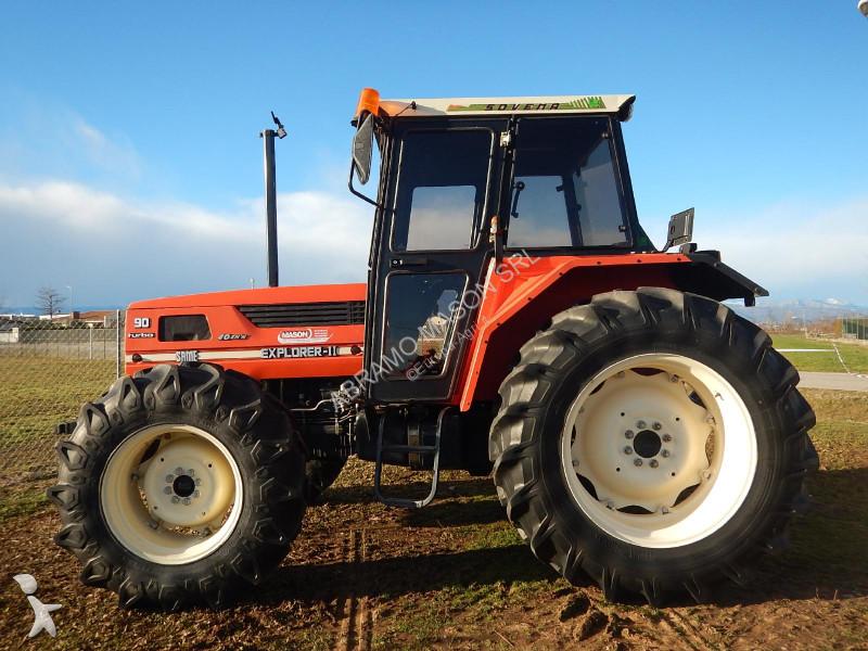 Same EXPLORER 90 DT farm tractor