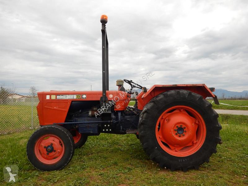 Same MINITAURO 60 2RM farm tractor