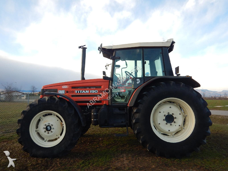 Same TITAN 190 farm tractor