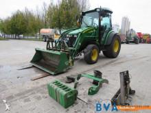 tracteur agricole John Deere 3720 E hydro