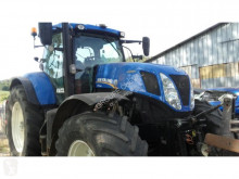 New Holland T7.250 AC farm tractor