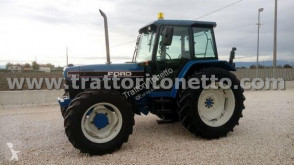 Ford 8340 POWER STAR SLE farm tractor