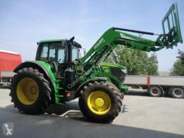 John Deere 6155 farm tractor