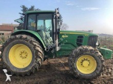 tracteur agricole John Deere 6630 ST