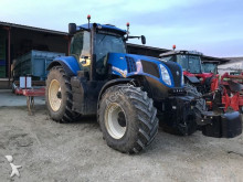 New Holland T8.330 farm tractor