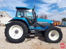 landbouwtractor New Holland 8770