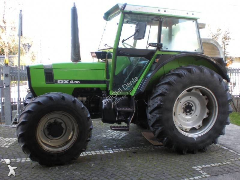 Deutz-Fahr N.2 DX.4.50 dt 4 RM farm tractor