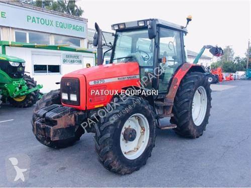 Voir les photos Tracteur agricole Massey Ferguson 6270