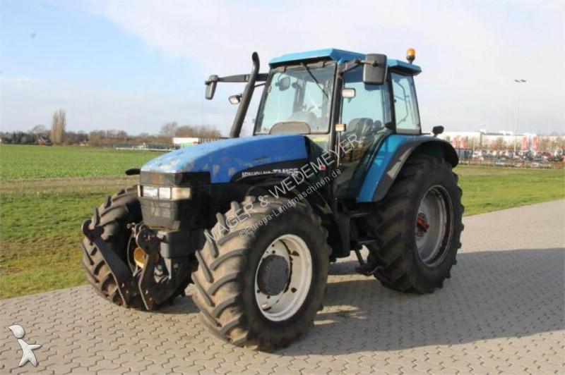 New Holland TM 165 Landwirtschaftstraktor