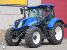 New Holland T6 - Tier 4A T6.145 AEC farm tractor