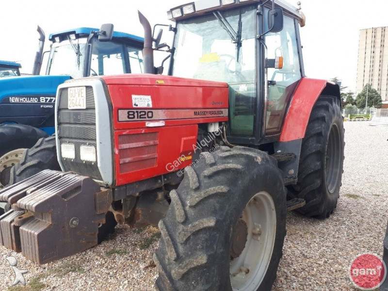 Massey Ferguson 8120 farm tractor