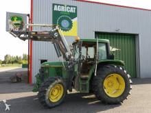 landbouwtractor John Deere 6300+CHARGEUR