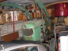 tracteur agricole Deutz-Fahr D55 con pala