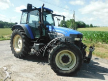 tracteur agricole New Holland TM 120