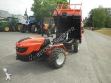 tracteur agricole Goldoni TRACTEUR BENNE