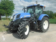 New Holland T7200 farm tractor
