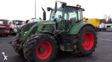 tracteur agricole Fendt 700 Vario 720 Vario Profi Plus*ACCIDENTE*DAMAGED*UNFALL*