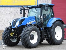 New Holland T6.180 AEC farm tractor