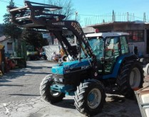tracteur agricole Ford 7840