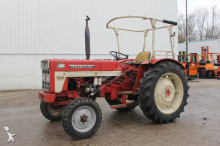 International farm tractor