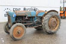 Fordson farm tractor