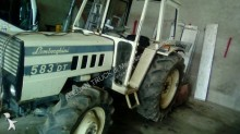 tracteur agricole Lamborghini 583 dt