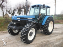 New Holland 8240 farm tractor