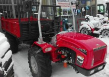 tracteur agricole Case TA 5000 motoagricola TA 5000 sterzante
