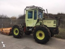 tracteur agricole Mercedes MB TRAC 1000 4x4