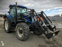 New Holland TS125A farm tractor