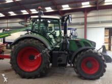 tracteur agricole Fendt 722 SCR