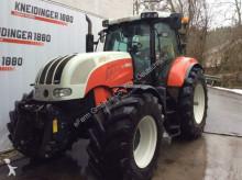 tracteur agricole Steyr 6200 CVT