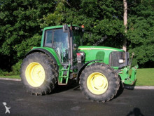 tracteur agricole John Deere 6920