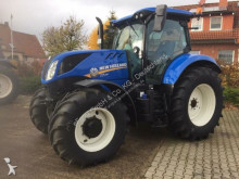 New Holland T7.210 farm tractor