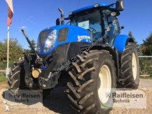 New Holland T7.185 farm tractor