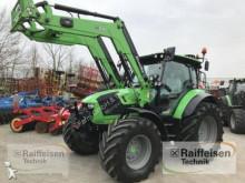 tracteur agricole nc DEUTZ-FAHR - TTV 5120