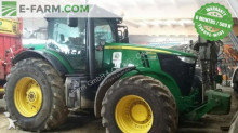 John Deere 7260 R farm tractor