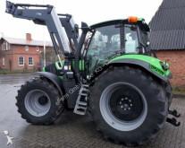 tracteur agricole nc DEUTZ-FAHR - 6190 TTV WARRIOR VT52
