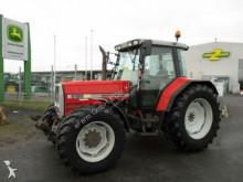 tracteur agricole Massey Ferguson 6180 Dynashift
