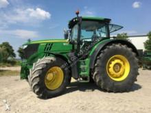 John Deere 6210 R # Frontkraftheber farm tractor