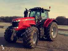 Massey Ferguson 7724 Dyna-VT Exclusive farm tractor
