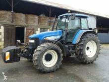 New Holland TM 155 farm tractor
